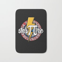 Inspire Pi | Math Science Numbers Bath Mat