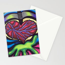 I Love You - Mazuir Ross Stationery Cards