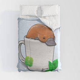 Pla-TEA-pus Comforters