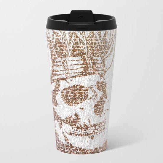 The Warrior Metal Travel Mug