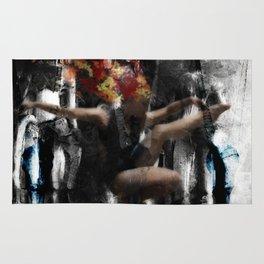 Dancing Her Demons Away #2 Rug