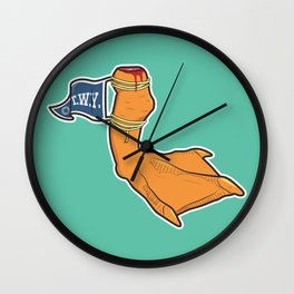 Sorry Hank. Wall Clock