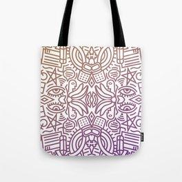 Decorative Pattern 2 Tote Bag