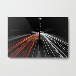 Motorway. Metal Print