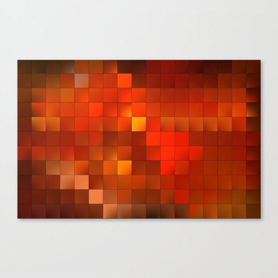 light squares Canvas Print