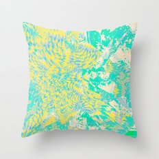 New Sacred 19 (2014) Throw Pillow