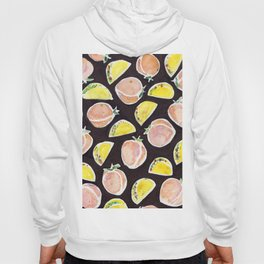 Peach & Taco Hoody