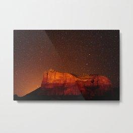 Rock Formation Sedona Arizona Metal Print