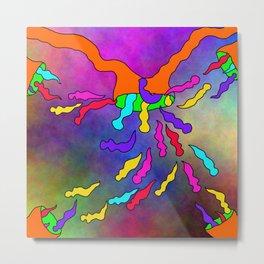 Abstract 33 Metal Print