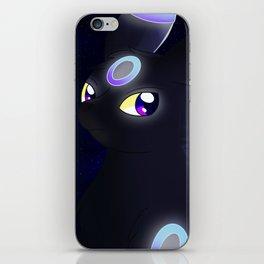 Moonlight - Shiny Umbreon iPhone Skin