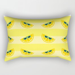 Cool Lemons Rectangular Pillow