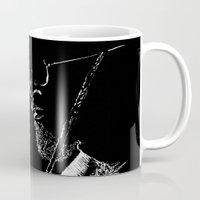 django Mugs featuring Django by JessicaBader
