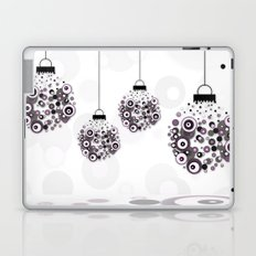 Modern Christmas balls CB Laptop & iPad Skin