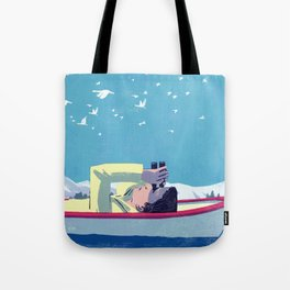 What Do the Birders Know? Tote Bag