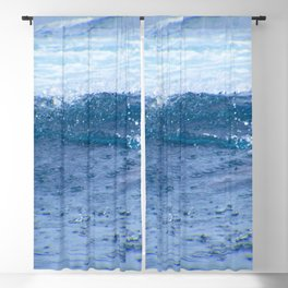 Open sea Blackout Curtain