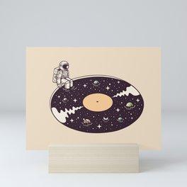 Cosmic Sound Mini Art Print