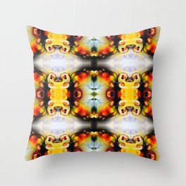 Solar Winds 1 Throw Pillow
