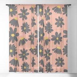 Ma'am Sheer Curtain