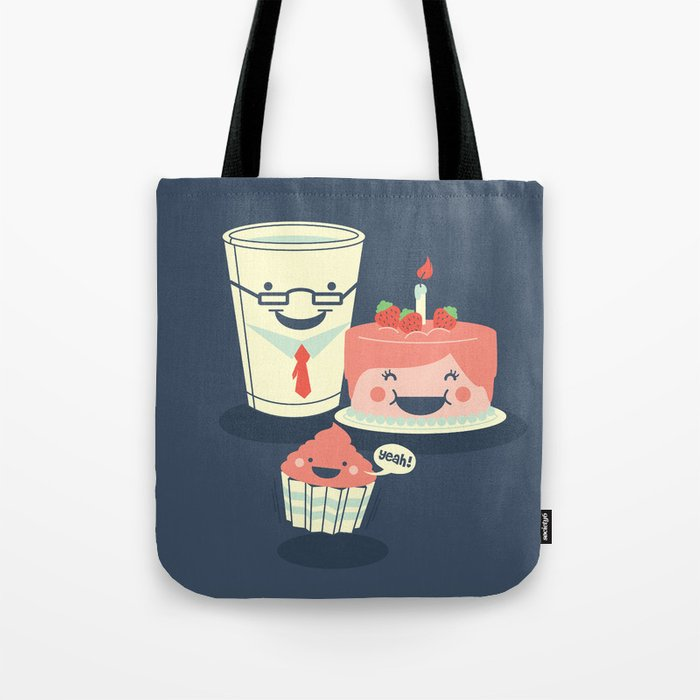Oh! my sweet little cupcake. Tote Bag