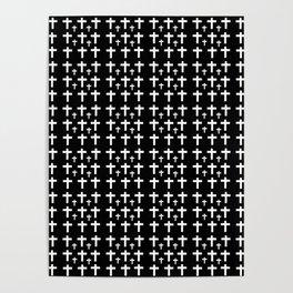 Christian Cross  19 Poster
