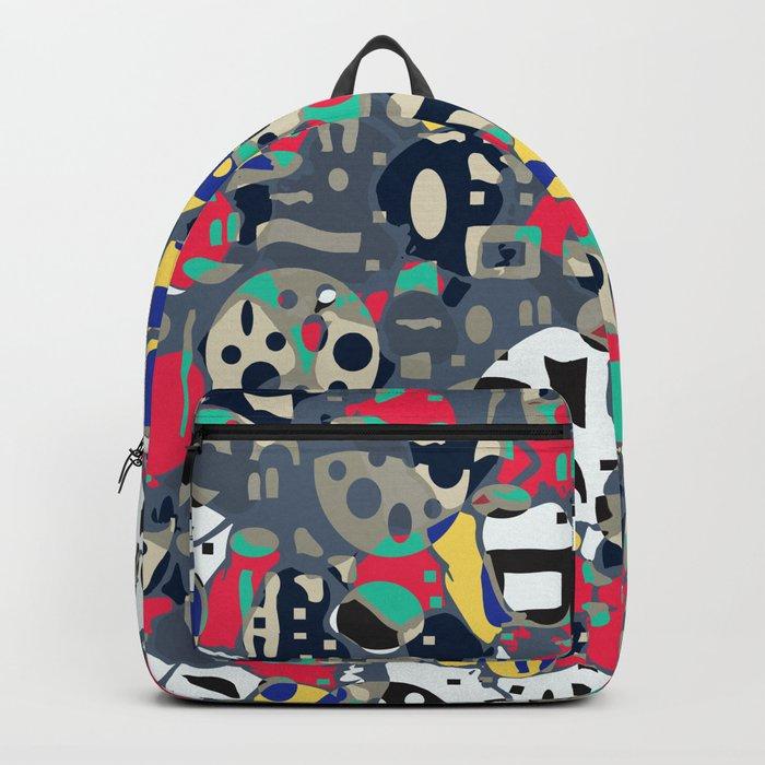 Art Spill Backpack
