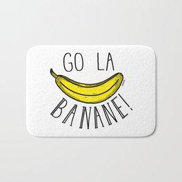 Go la banane! Bath Mat