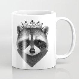 King raccoon Coffee Mug