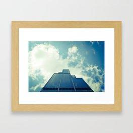 Inverted World Framed Art Print