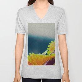 Coleus plant Unisex V-Neck