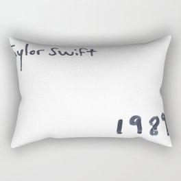 TS 1989 Rectangular Pillow