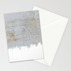 Painting on Raw Concrete Stationery Cards