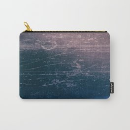 Purple scratch Carry-All Pouch
