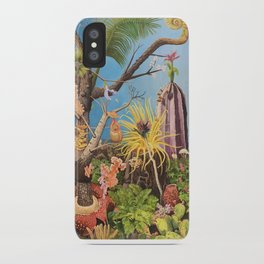 Darwin's Eden (side 2) iPhone Case