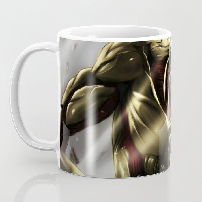 Armored Titan Coffee Mug