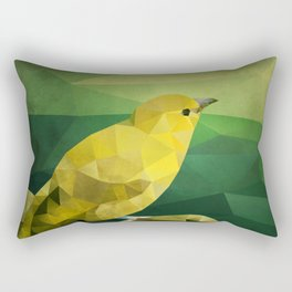 The Bird Rectangular Pillow