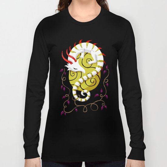Dragon Egg Long Sleeve T-shirt