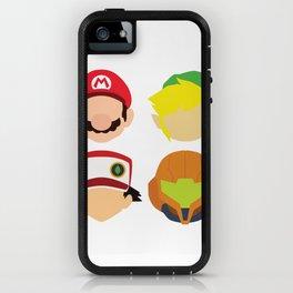 Nintendo Greats iPhone Case