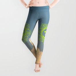 Namaste Anahata Leggings