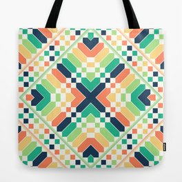 Retrographic Tote Bag