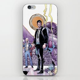 BRIK JONES: ATTORNEY FOR EARTH, The case of case number 69 - cover iPhone Skin