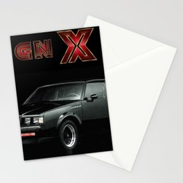 Grand National GNX Photographic Print Stationery Cards