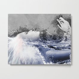Immersion II Metal Print
