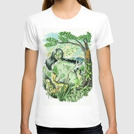 Lion Mother T-shirt