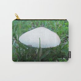 Mushroom close-up Carry-All Pouch