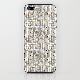City with lights iPhone Skin