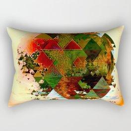 trisunset Rectangular Pillow