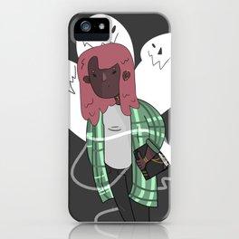 sp00ky iPhone Case