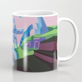 Crystal Rhythm Zone Coffee Mug