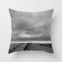 Mary Wollstonecraft Shelley Throw Pillow