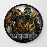 transformers Wall Clocks featuring transformers by store2u